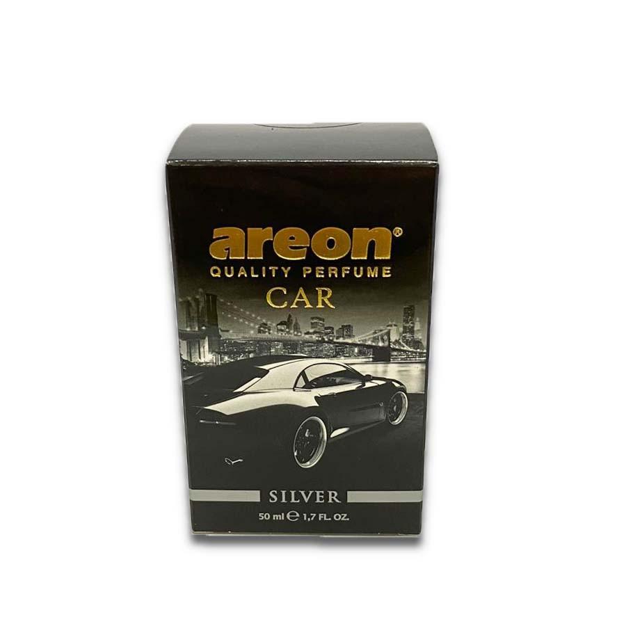 Aromatizante Car Perfume Silver Areon