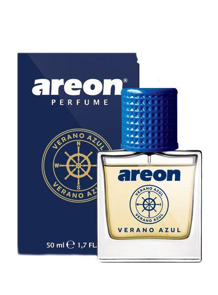 Aromatizante Car Perfume Verano Azul Areon