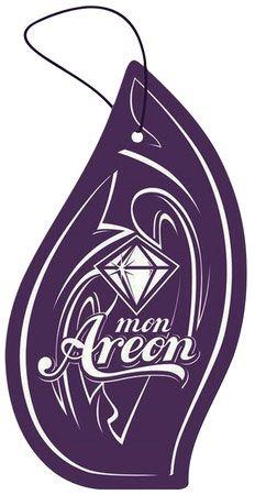 Aromatizante Mon Black Crystal Areon