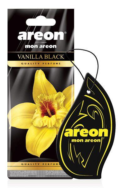 Aromatizante Mon Vanilla Black Areon