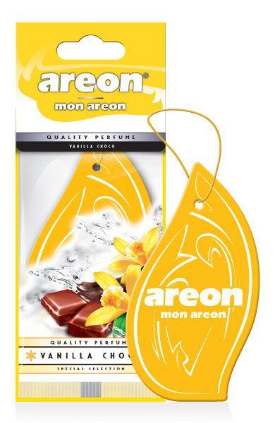 Aromatizante Mon Vanilla Choco Areon