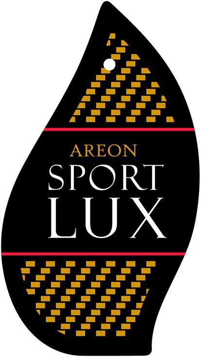 Aromatizante Sport Lux Gold Areon