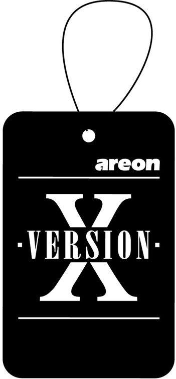 Aromatizante X Version Vanilla Areon
