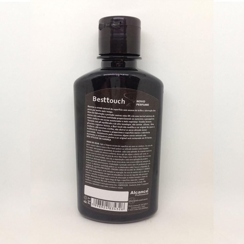Best Touch Hidratante de Couro 200g Alcance Profissional