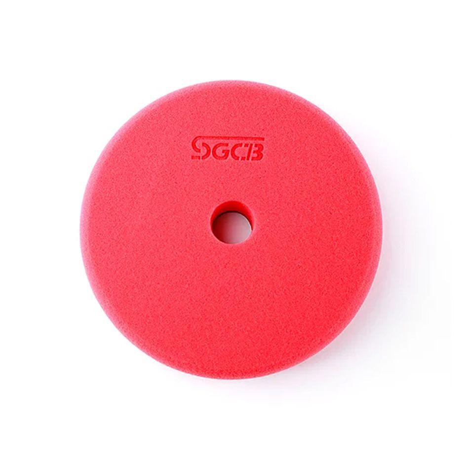 Boina de Espuma Super Lustro Vermelha 6 pol SGCB