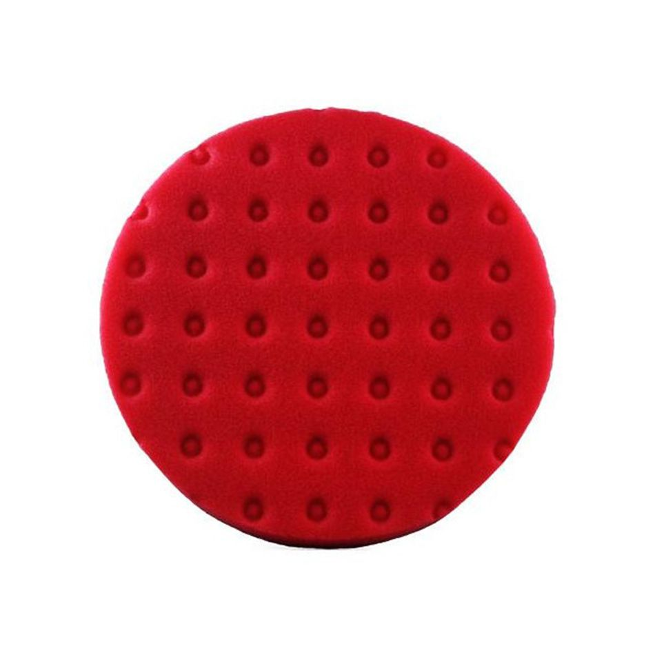 Boina de Espuma CCS Vermelha 6,5 pol Ultra Macia Lake Country
