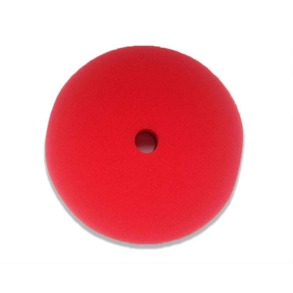 Boina de Espuma Vermelha Lustro 7,5 pol Autoamerica