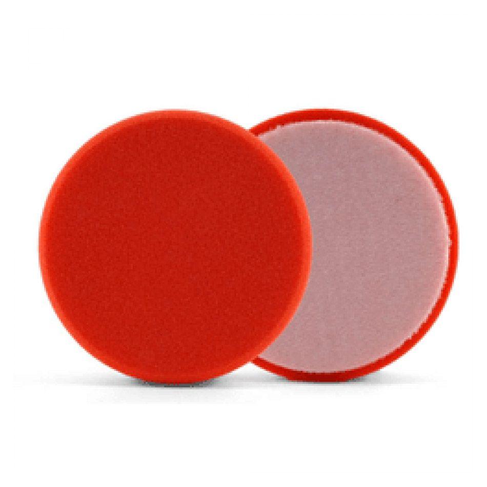Boina de Espuma Vermelha Super Macia 5,5 Pol Buff and Shine