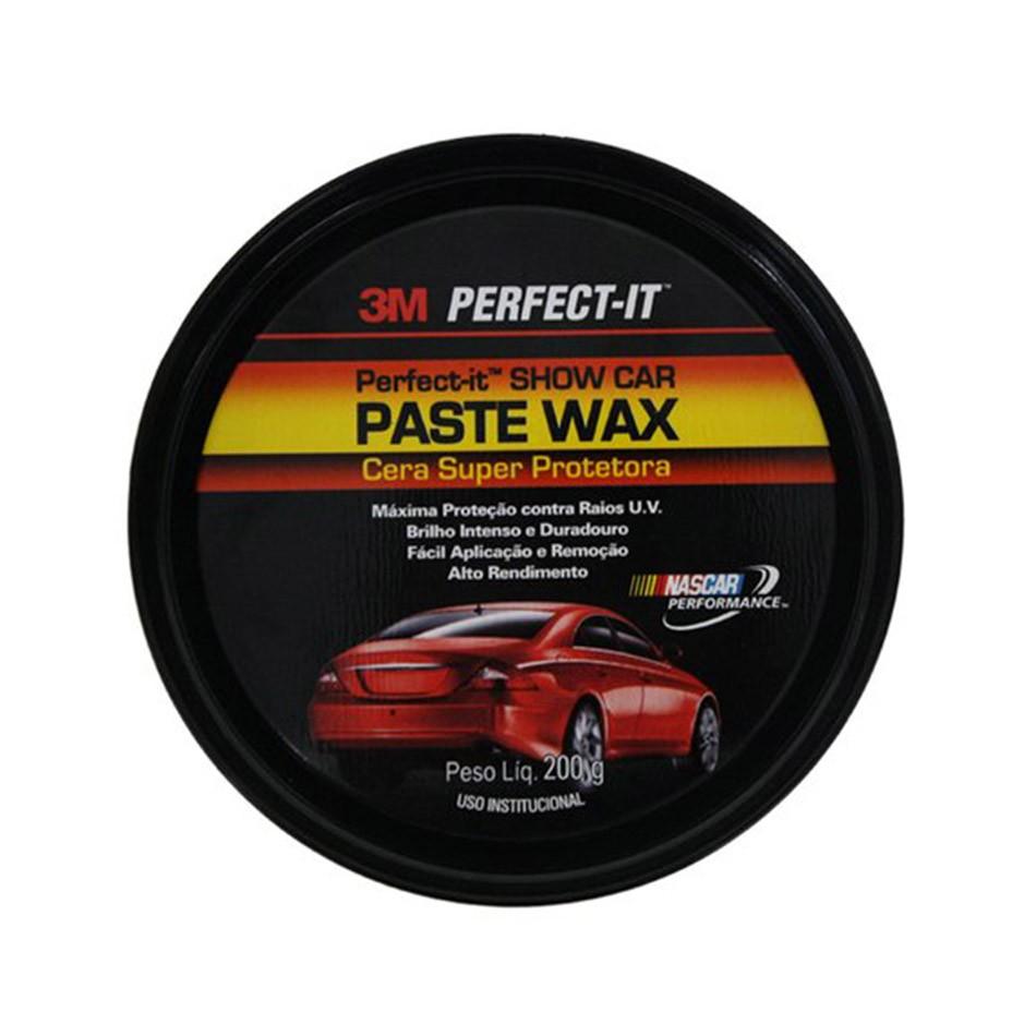 Cera em Pasta Paste Wax Super Protetora 200g 3M