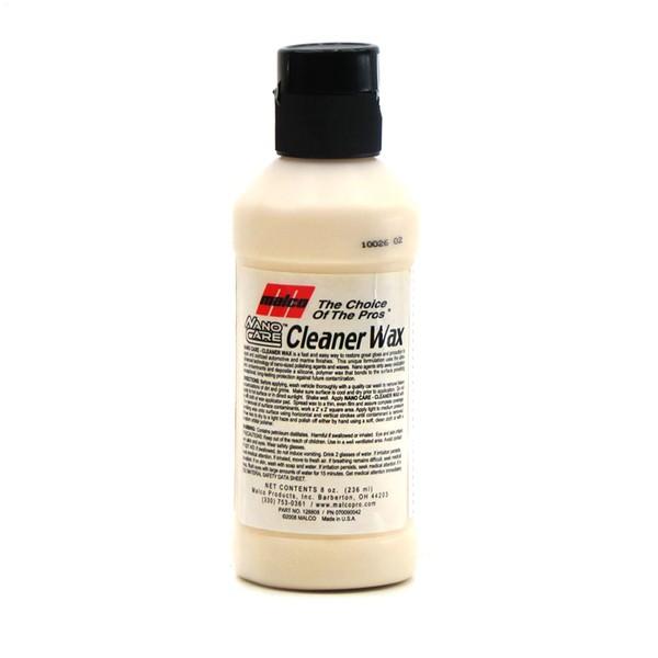 Cera Líquida Nano Care Cleaner Wax 236ml Malco