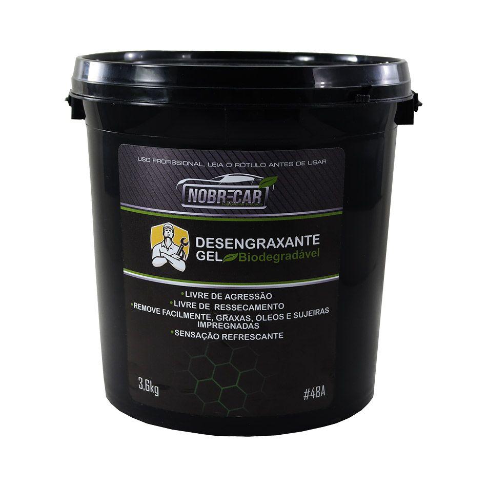 Desengraxante Gel Biodegradável 3,6kg Nobre Car