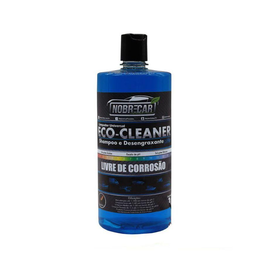 Eco Cleaner Shampoo e Desengraxante Linha Premium 1lt Nobre Car
