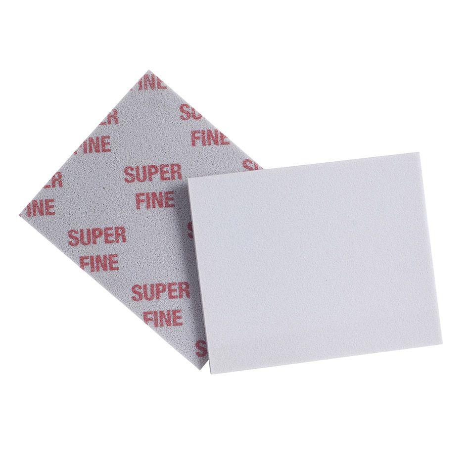Esponja Abrasiva Superfina Grão 115mmX140mm Mills