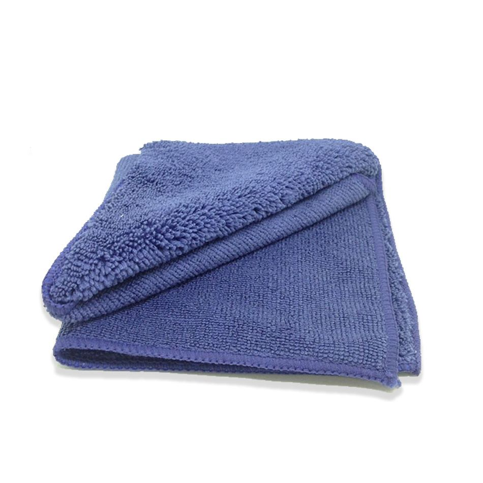 Flanela Ecomills Limpa Tudo Azul 30x30cm Mills