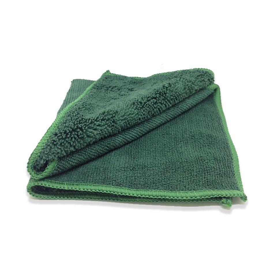 Flanela Ecomills Limpa Tudo Verde 30x30cm Mills