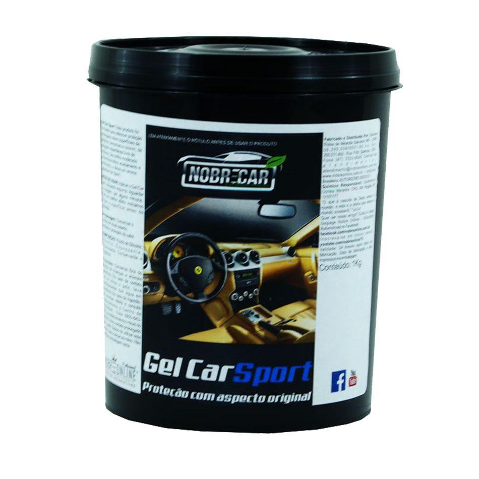 Gel Car Sport 1kg Nobre Car