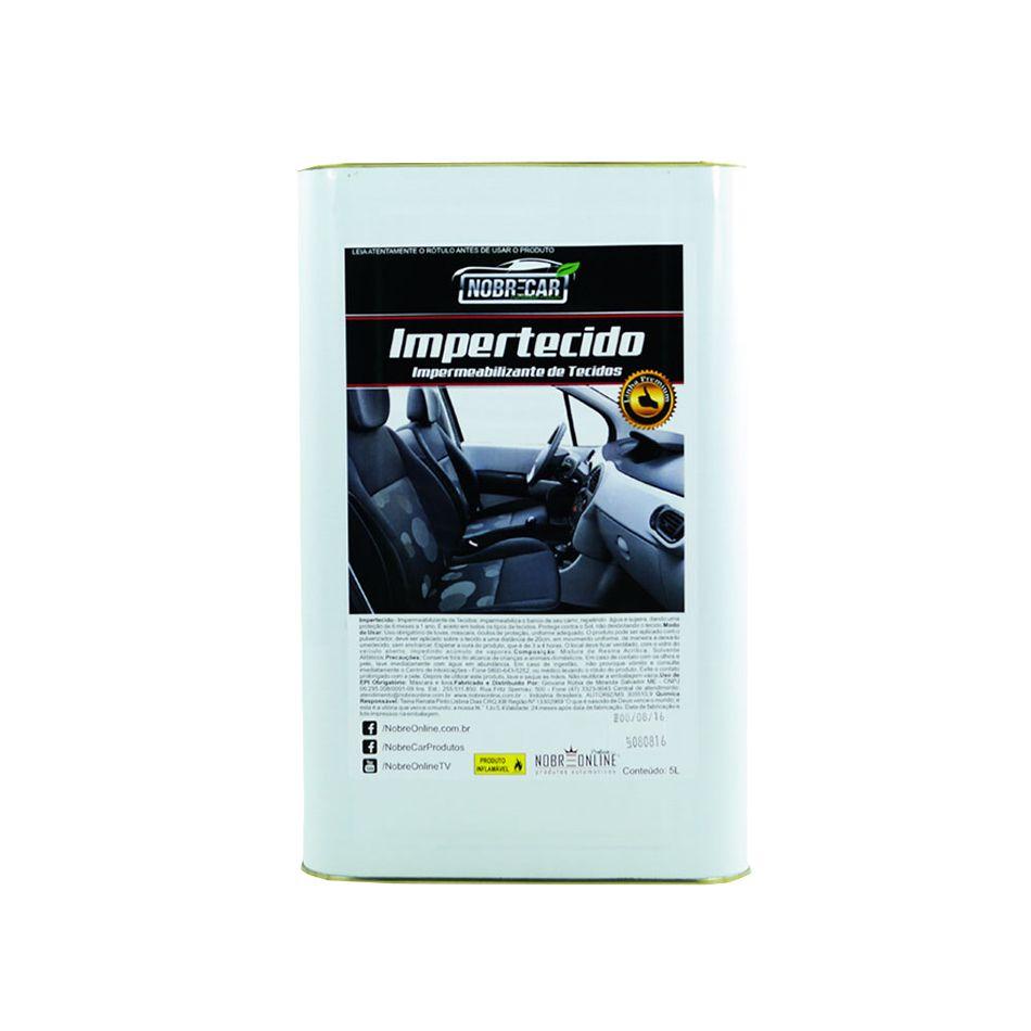 Impertecido Impermeabilizante de Tecidos Linha Premium 5lt Nobre Car