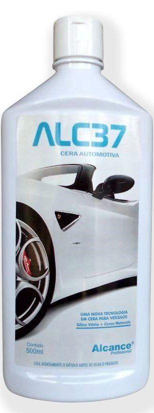 Kit 2 Ceras ALC 37 Cera Cream 500ml Alcance Profissional