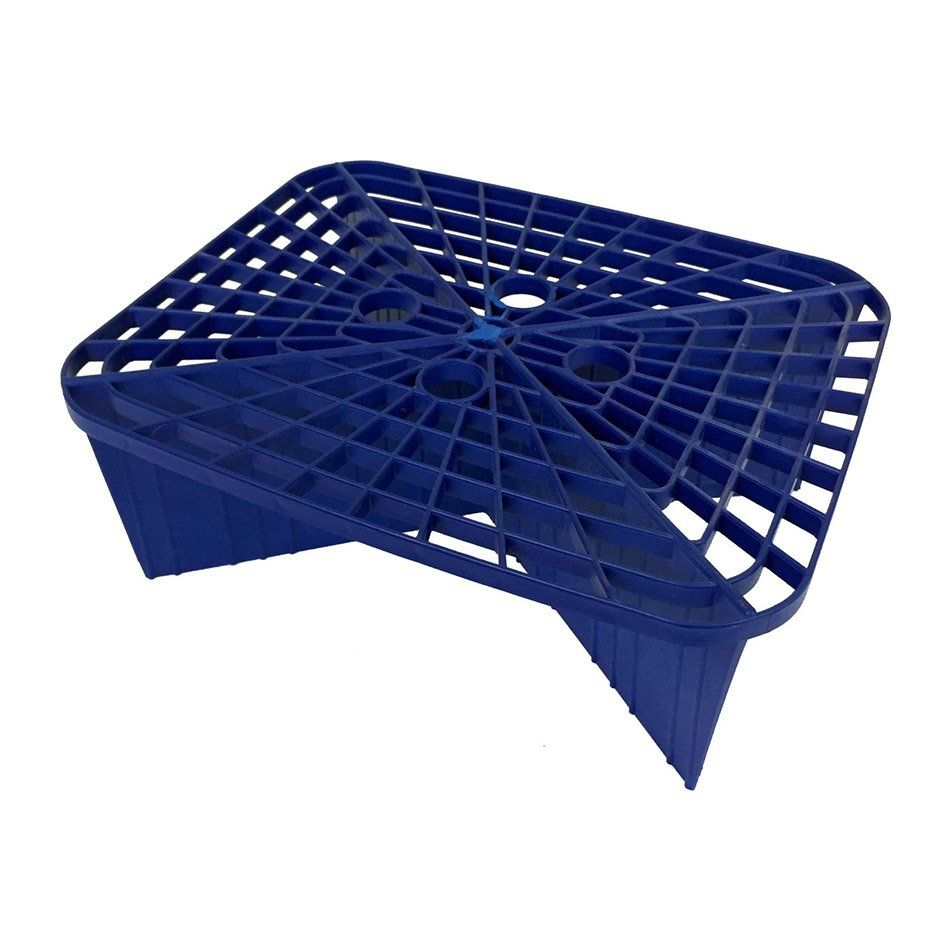 Kit de 1 Balde 18lt + 2 Separadores de Partículas Azul Ultimate Filter