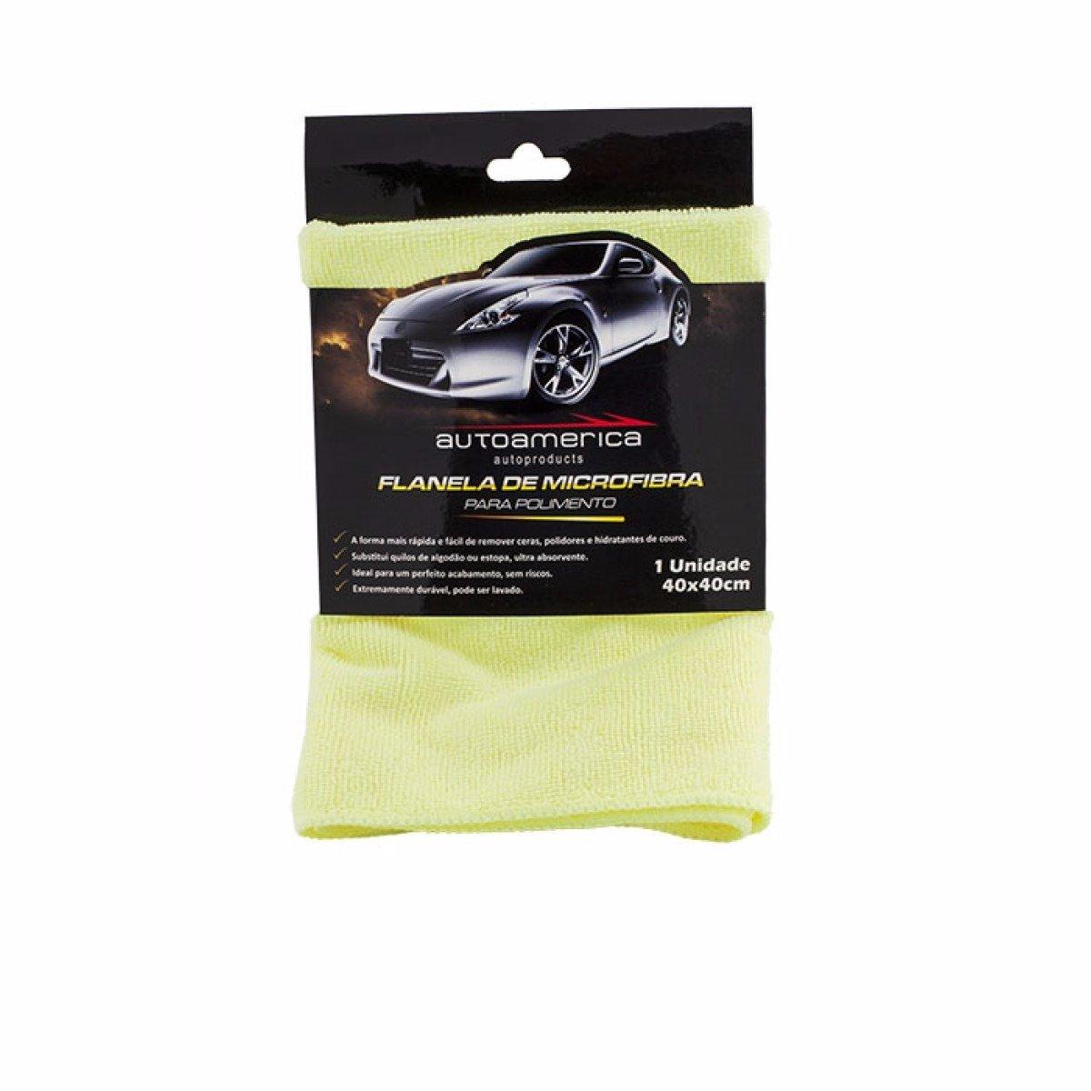 Kit de produtos para detalhamento automotivo