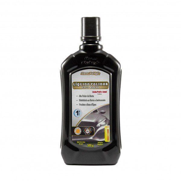 Kit Higienização e Polimento Automotivo