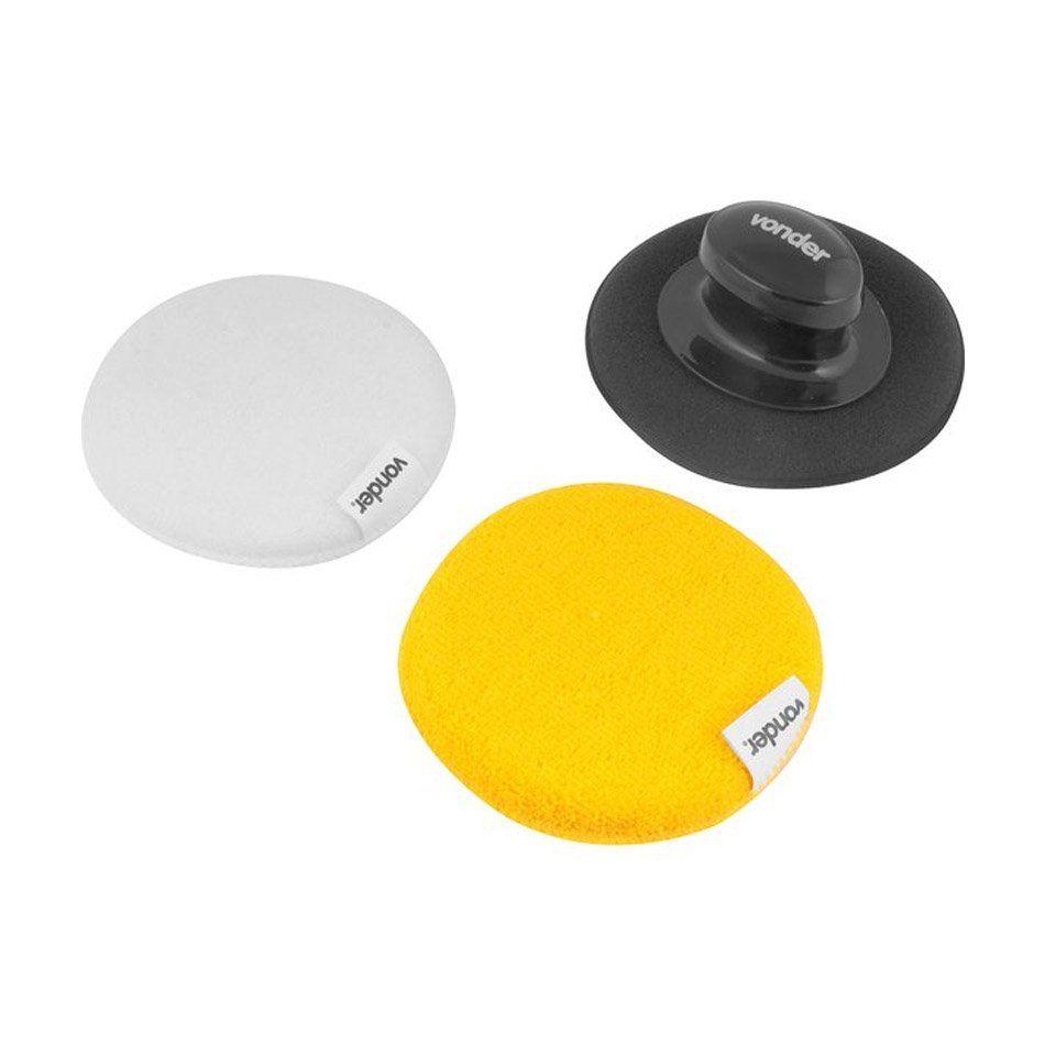 Kit para Polimento com Suporte Vonder