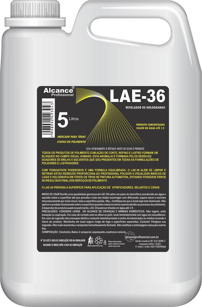 LAE-36 IPA Antimascaramento 5lt Alcance Profissional