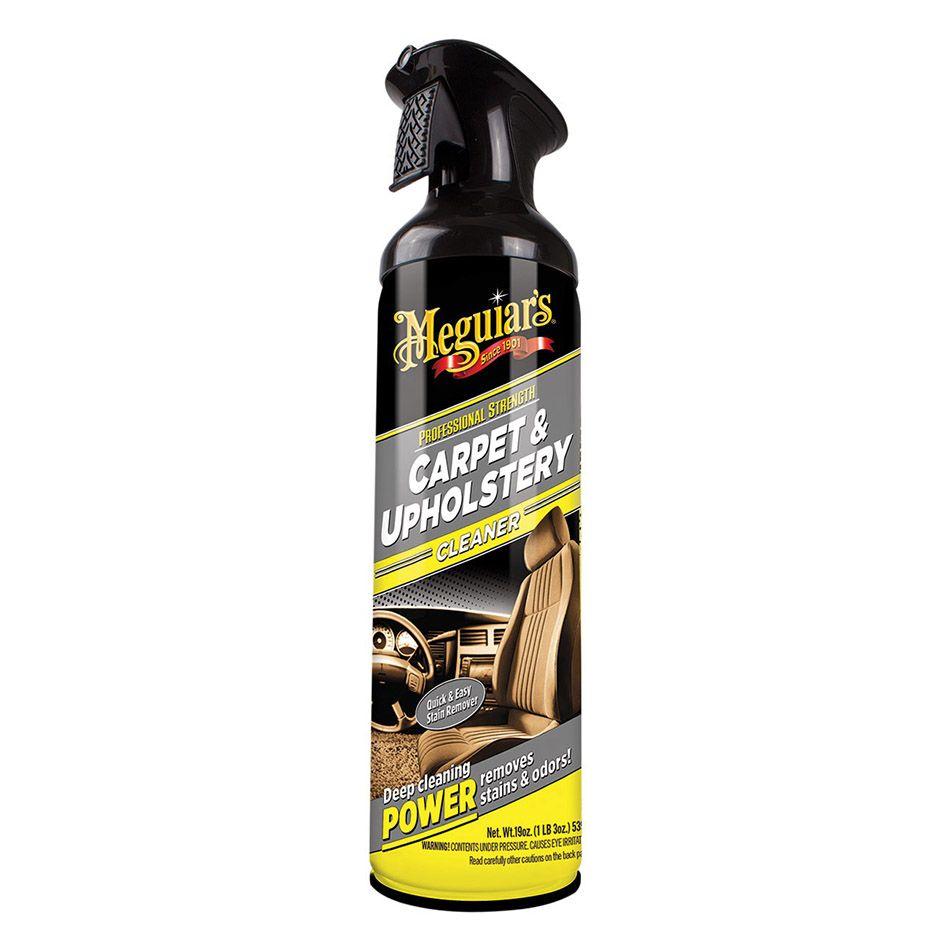 Limpa Carpete e Estofados Carpet & Upholstery Cleaner G9719 539g Meguiars