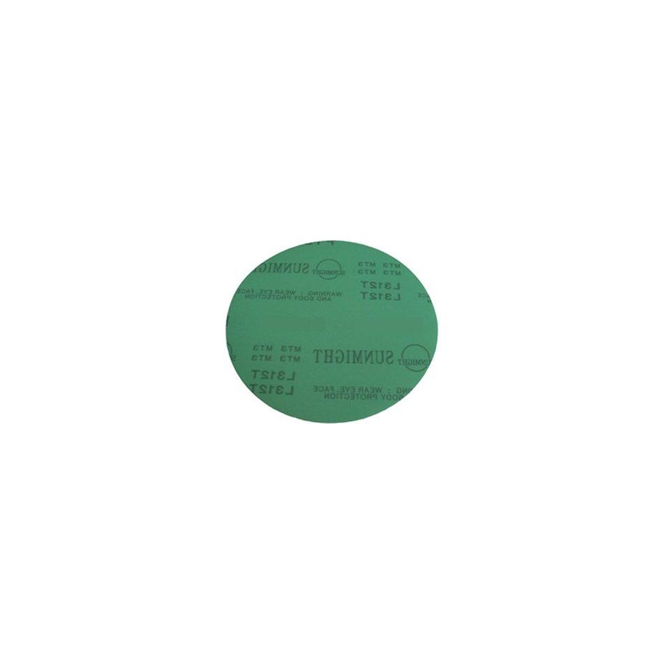 Lixa disco 1500 85mm s/ furo Sunmight