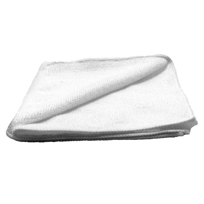 Microfibra para Polimento com Costura Branca 30x30cm Mills