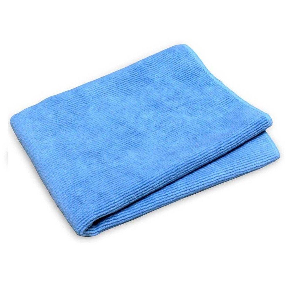 Microfibra para Polimento com Costura Azul 40x40cm Mills