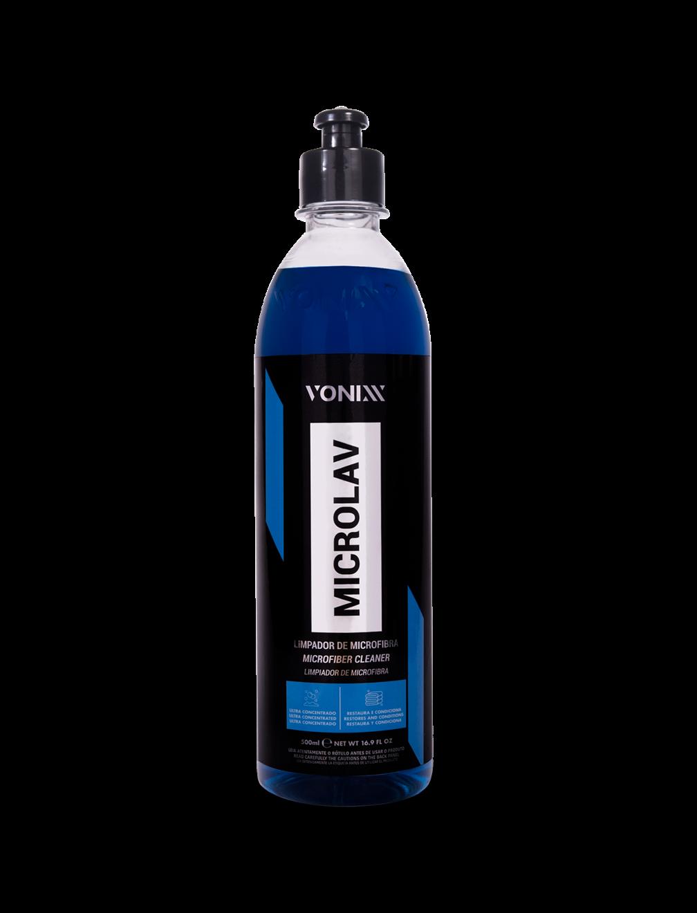 Microlav Limpador de Microfibra 500ml Vonixx
