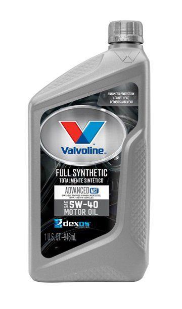 Óleo Sintético 5W40 SynPower MST com DPF Valvoline