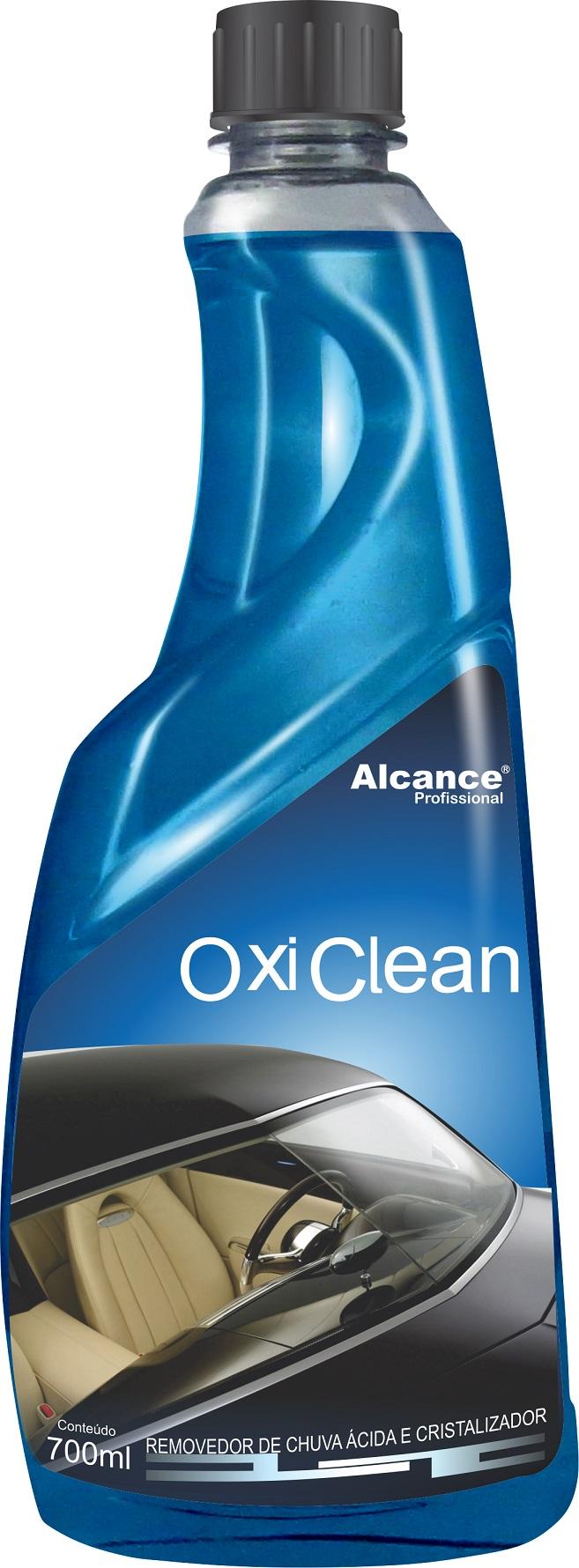 Oxiclean Removedor de Chuva Ácida 700ml Alcance Profissional