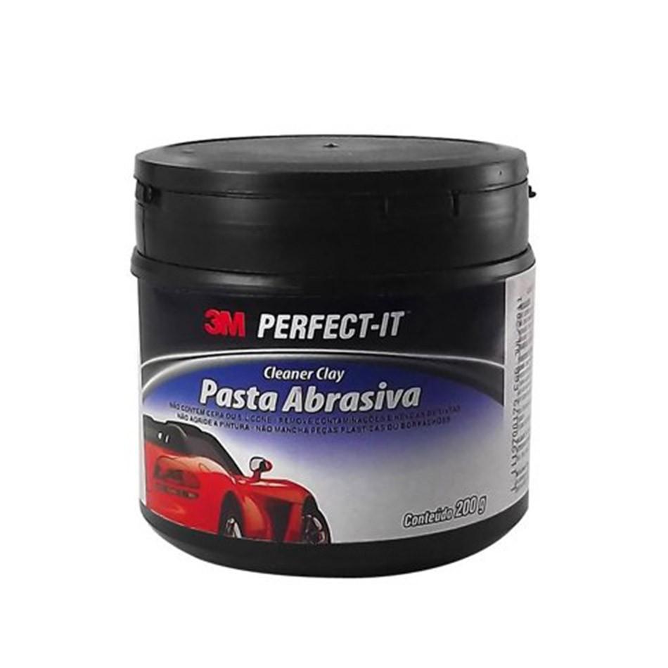 Pasta Abrasiva Clay Bar Perfect-it 200g 3M