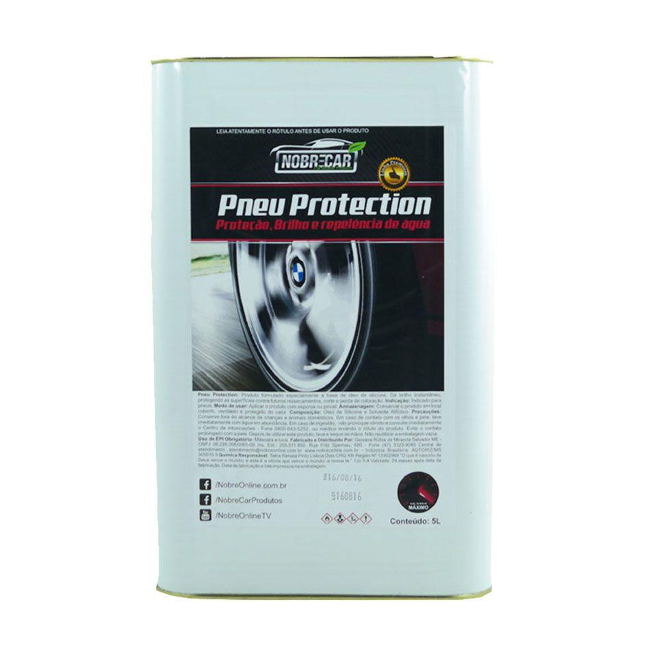 Pneu Protection Linha Premium 5lt Nobre Car