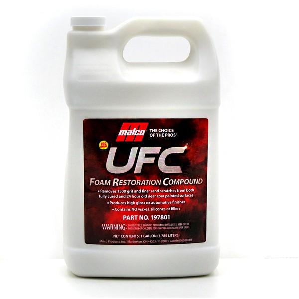 Creme para Polimento UFC Foam Restoration Compound 3,7lt Malco