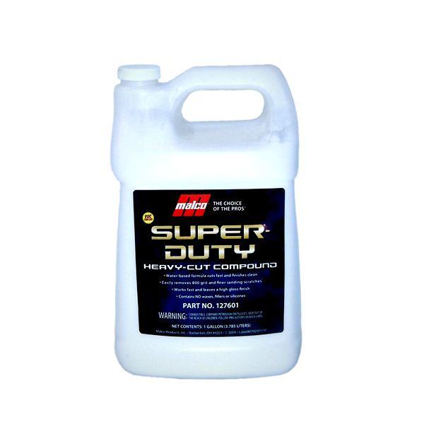 Polidor de Corte Super Duty Compound 3,78lt Malco
