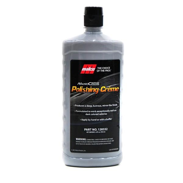 Polidor de Uma Etapa Nano Care Polishing Creme 946ml Malco