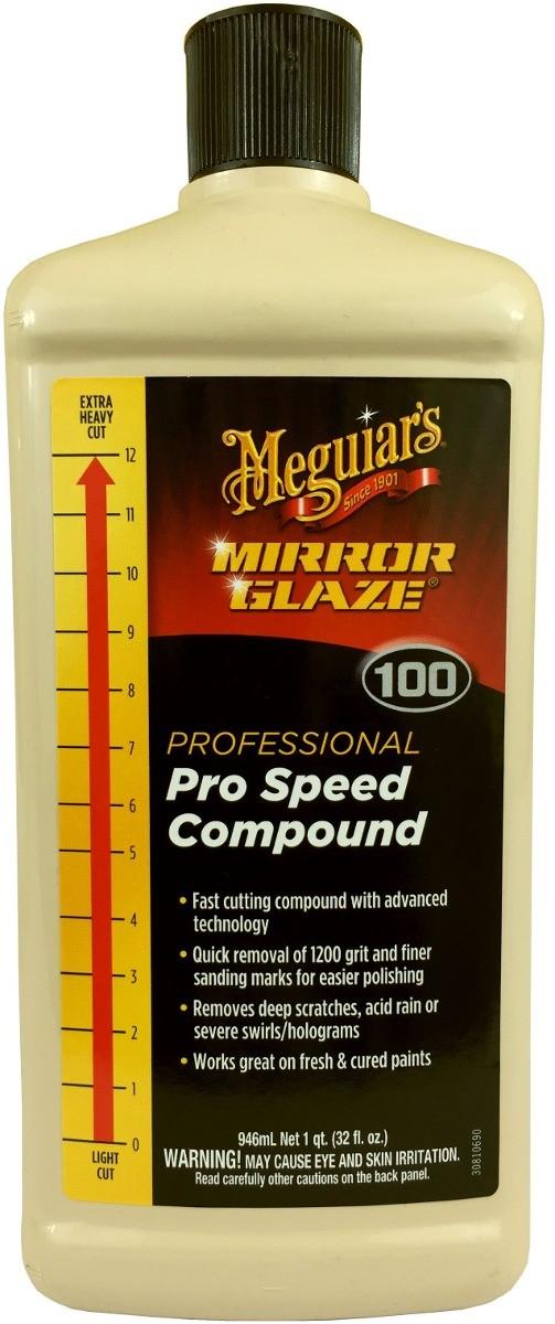 Polidor Ultra Rápido Pro Speed Compound M10032 946ml Meguiars