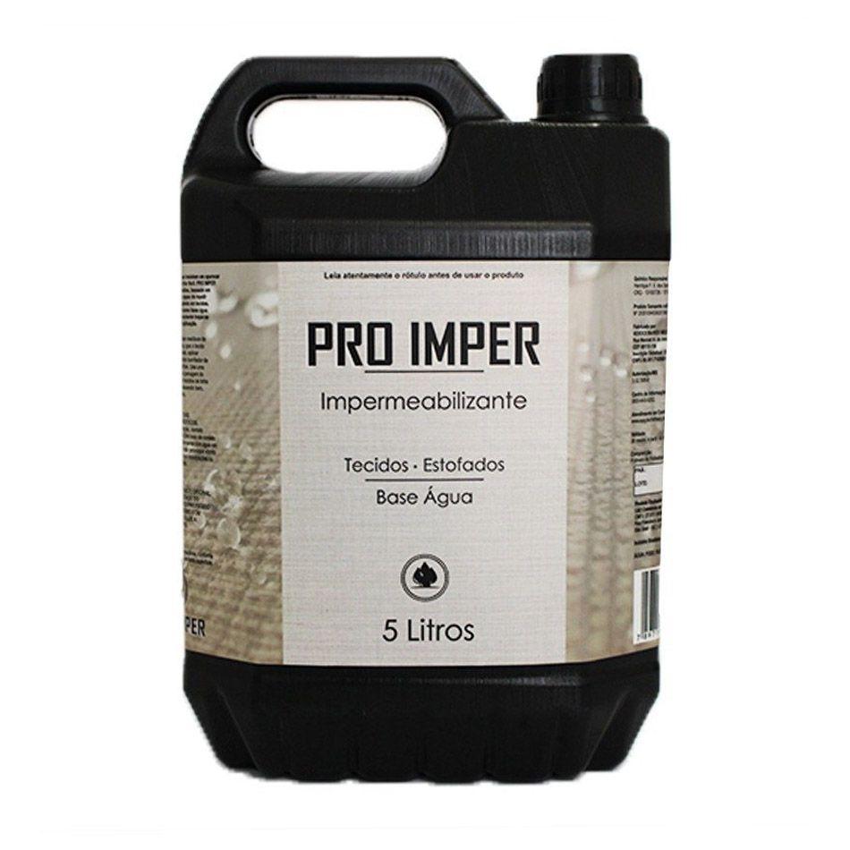 Pro Imper Impermeabilizante de Tecidos e Estofados 5lt EasyTech