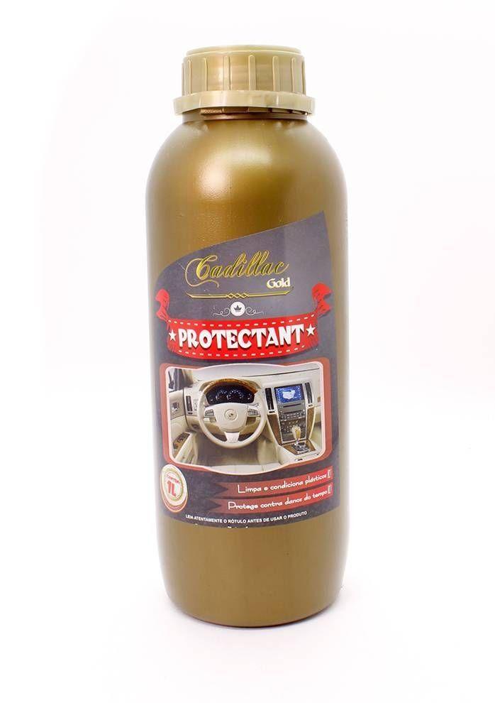 Protectant Protetor de Partes Plásticas 1lt Cadillac
