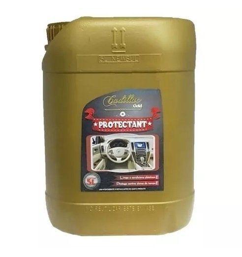 Protectant Protetor de Partes Plásticas 5lt Cadillac