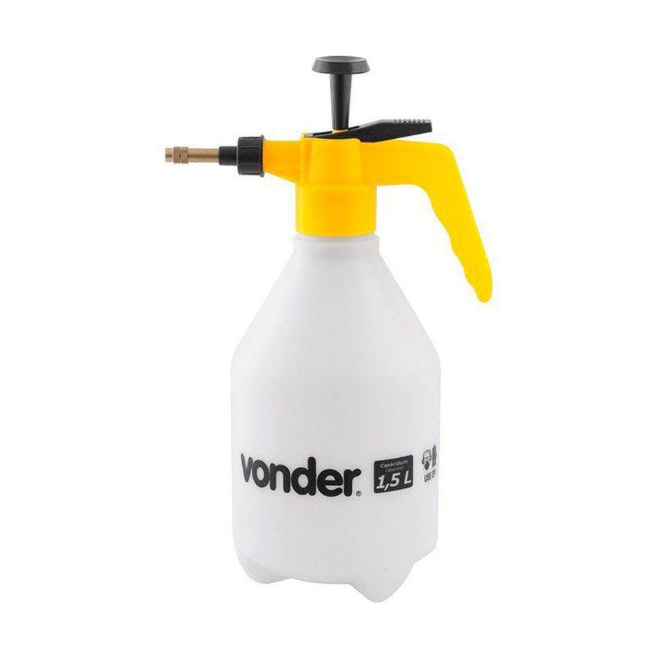 Pulverizador 1,5lt com Compressão Prévia Vonder