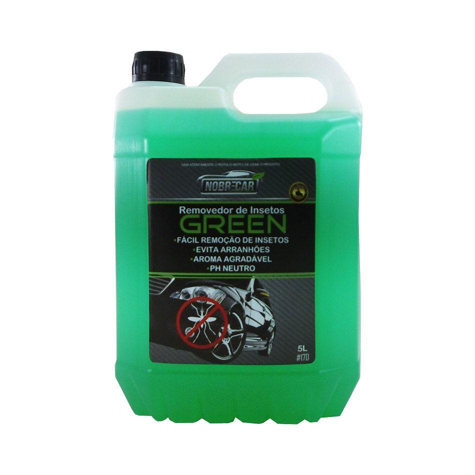 Removedor de Insetos Green Linha Premium 5lt Nobre Car