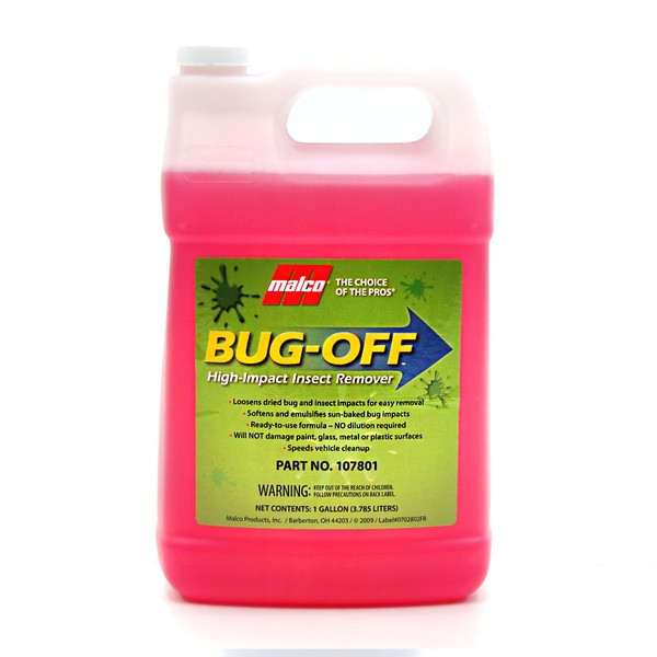 Removedor de Insetos Bug-Off Insect Remover 3,78lt Malco