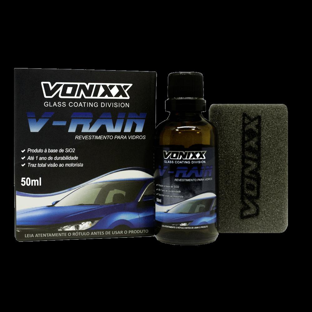 V Rain Revestimento para Vidros 50ml Vonixx
