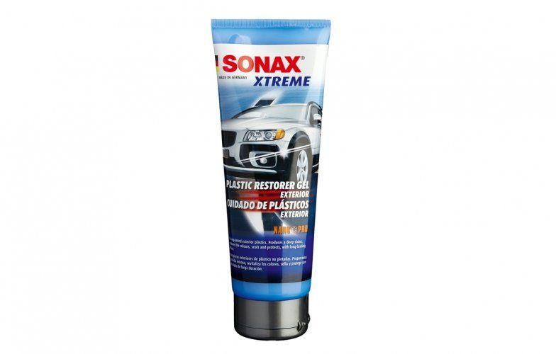 Revitalizador de Plásticos Externos Plastic Restorer 250ml Sonax