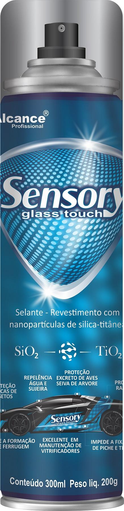 Sensory Selante de Longa Duração 300ml Alcance Profissional