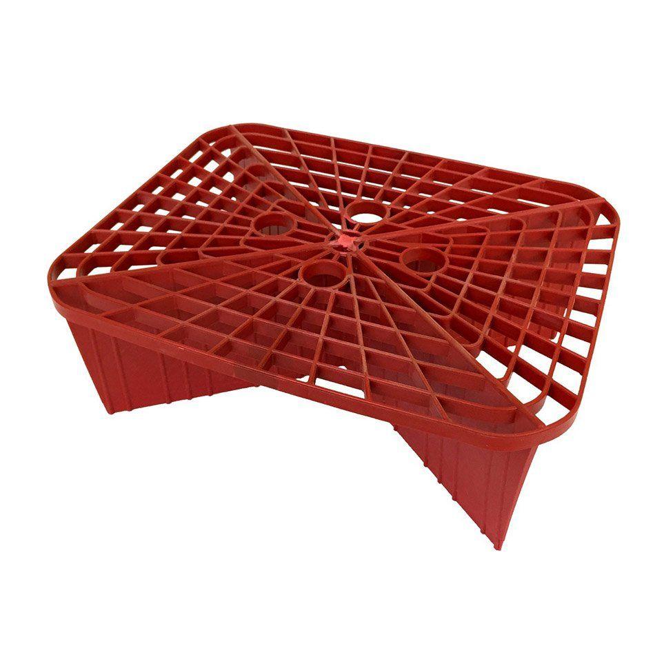 Separador de Partículas Vermelho Ultimate Filter
